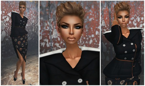 LOOK 410 ~Elevated~ featuring [LG] Boutique for Cosmopolitan Sales Room   Ewant   Scoop.it