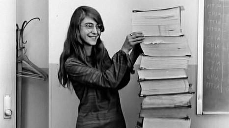 Ella es Margaret Hamilton, la primera ingeniera de software - FayerWayer | Informática 4º ESO | Scoop.it