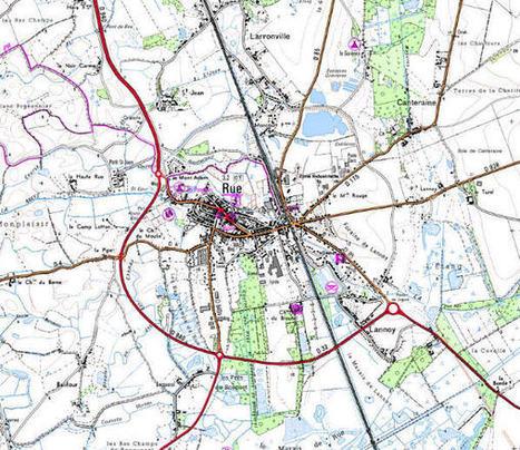 Espace Pédagogique : histoire-géographie-citoyenneté - Google maps vs Géoportail | Les logiciels utiles en classe | Scoop.it