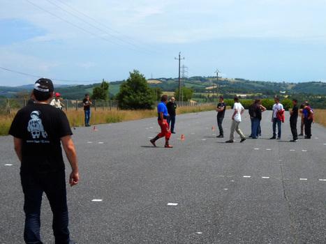 Un vif succès cette année encore pour le stage moto | Formations auprès des jeunes ERJ et stage moto AFDM | Scoop.it