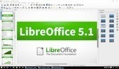 LibreOffice 5.1 Officially Released with Redesigned User Interface, New Features | Linux.com | TDF & LibreOffice | Scoop.it