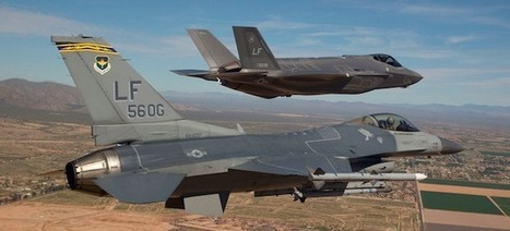 The designer of the F-16 explains why the F-35 is such a crappy plane | MilPolSec | Scoop.it