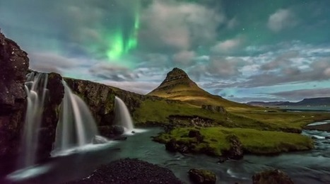 Take a virtual hipster vacation to Iceland with this time-lapse photography | camera | Scoop.it