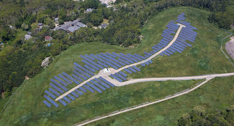 Some See Garbage, Others See an Opportunity: Installing Solar on Landfills | Renewable & Sustainable Resource Usage | Scoop.it