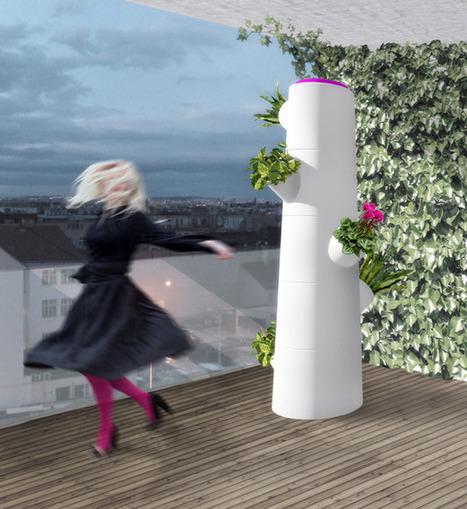 Design Challenge: Ten Urban Balcony Garden Ideas | Urban Gardens | Unlimited Thinking For Limited Spaces | Urban Gardens | Vertical Farm - Food Factory | Scoop.it