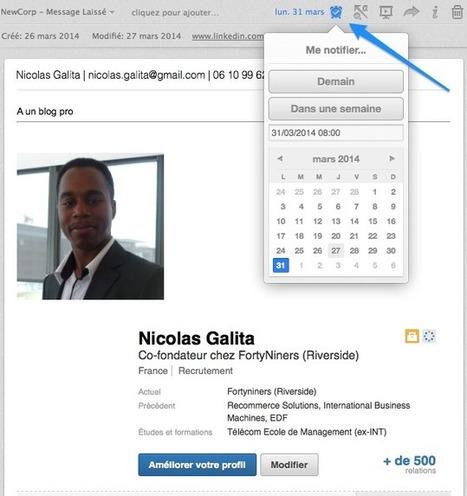 Evernote pour le recruteur (ATS part 2)   Les Sourceurs   Evernote, gestion de l'information numérique   Scoop.it