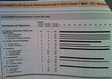 The Arbitrary Albatross: Standardized Testing and Teacher Evaluation | Teaching-Aspect 2&3 | Scoop.it