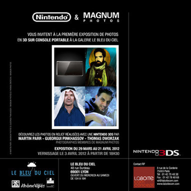 Nintendo & Magnum Photos au Bleu Du Ciel | Art contemporain et culture | Scoop.it