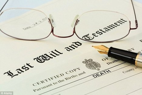 Quick guide to probate and dealing with someone's estate after death | E-Numbers | Scoop.it