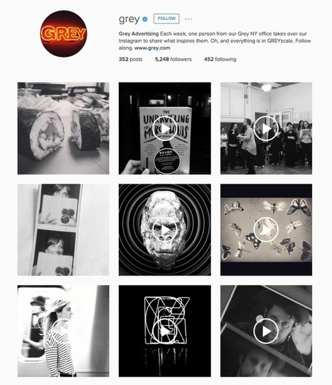 15 Instagram Accounts That Are Killing it at B2B Content   Digital Content Marketing   Scoop.it