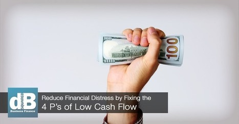Reduce Financial Distress - Fix 4 Ps of Low Cash Flow | Restaurant Marketing Ideas | Scoop.it