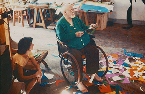 Henri Matisse and The Healing Power of Art - The Healing Power of ART & ARTISTS | Plein Air and Other Cool Art Stuff | Scoop.it