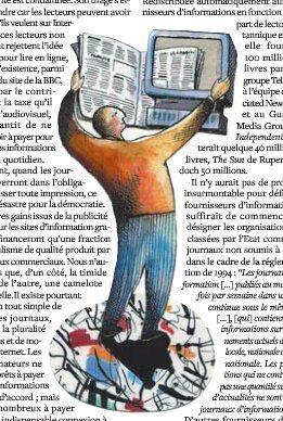 Faut-il taxer Internet pour sauver la presse écrite ? | DocPresseESJ | Scoop.it