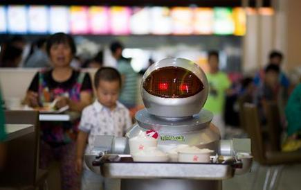 Robo-cook: Android restaurant boots up in China | Sustain Our Earth | Scoop.it
