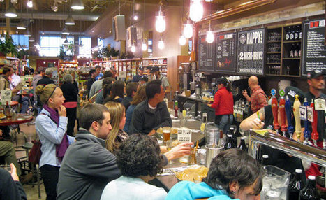 "Whole Foods Dublin Opens In-Store Gastropub ""The Local"" 