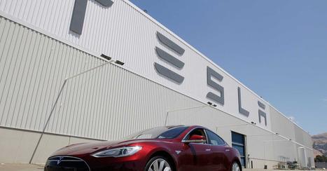 Tesla Announces Game-Changing 'Gigafactory'   Nerd Vittles Daily Dump   Scoop.it