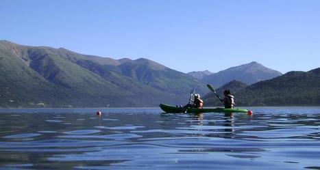 Furor por los kayaks en los lagos y ríos patagónicos | Turismo Rural | Scoop.it