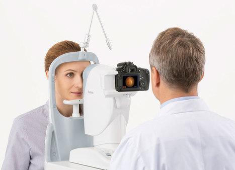 Canon's Telemedicine Technology Improves Screening for Diabetic Retinopathy (Interviews) | | Génie biomédical clinique | Scoop.it