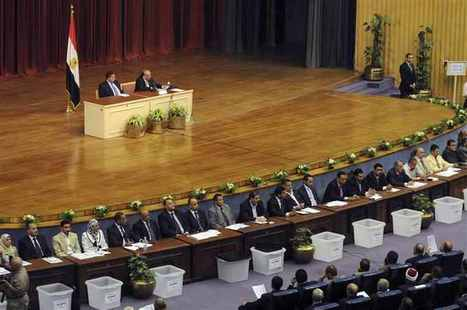 Constituent assembly's judicial committee ends discussing constitution   Égypt-actus   Scoop.it
