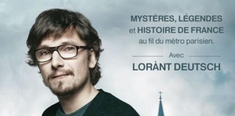 Lorànt Deutsch: une polémique bien française - Le Nouvel Observateur   Chroniques d'antan et d'ailleurs   Scoop.it