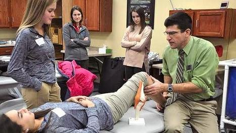 HHS students get hands-on exposure to health careers - Hudson Star Observer   Career Pathways   Scoop.it