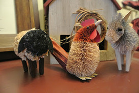 Farm Chick Chit Chat: Farm Animal Ornament Giveaway | Grown Green Gardens | Scoop.it
