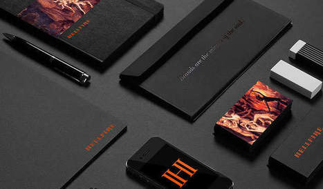 50 Best Corporate Identity Design Packages & Branding Projects | Branding - identidad visual | Scoop.it