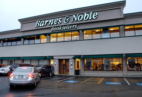 Barnes & Noble Weighs Its Nook Losses | Benjamin Dean's Scoop.it | Scoop.it
