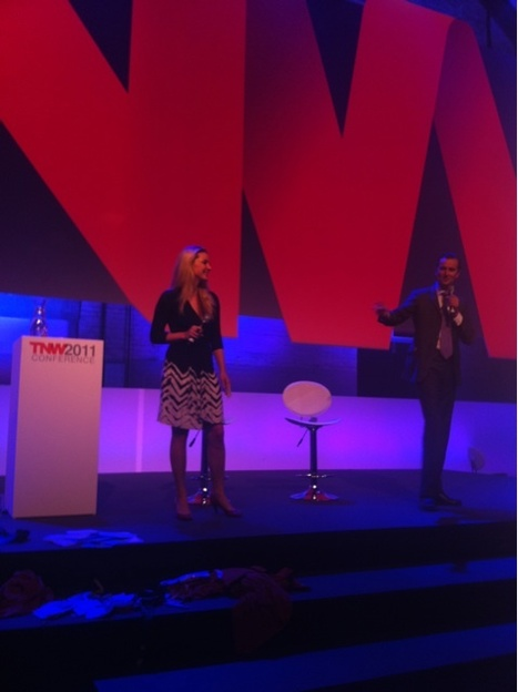 @hermioneway | TNW Conference 2011- Amsterdam, April 27, 28 and 29 | Scoop.it