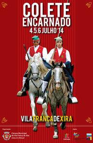 Portal Equisport - Cavalos, Equitação e Desporto Equestre - A festa mais emblemática Vila Franca de Xira - Colete Encarnado   Xira News   Scoop.it