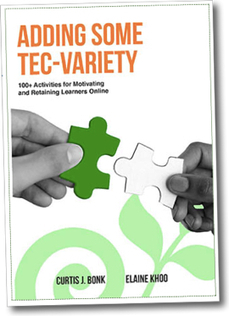 TEC-VARIETY by Curtis J. Bonk and Elaine Khoo | An Eye on New Media | Scoop.it