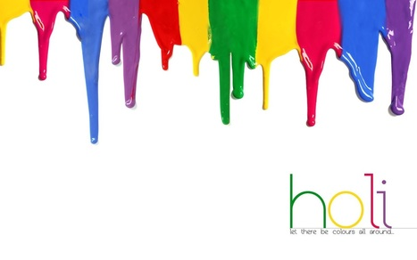 Holi Greetings Wallpapers - 1440x900 - 113760   Just sharing what i like :)   Scoop.it