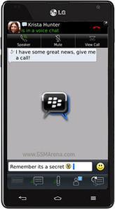 BlackBerry Messenger pré-installé d'origine sur certains smartphones Android - WeAreMobians | We Are Mobians | Scoop.it