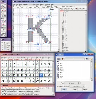 Create your own Fonts free with this freeware and online tool | Time to Learn | Scoop.it