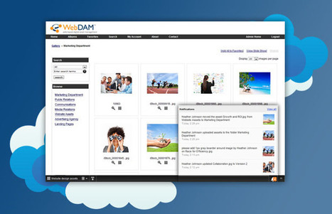 Social Collaboration comes to Digital Asset Management Solutions. | Digital-Asset-Management | Scoop.it
