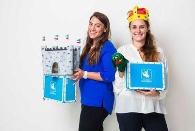 Entrepreneurs of the Week: Leyla Lahsini and Shirin Benamadi, KenziBox | baby boomer entrepreneurs | Scoop.it