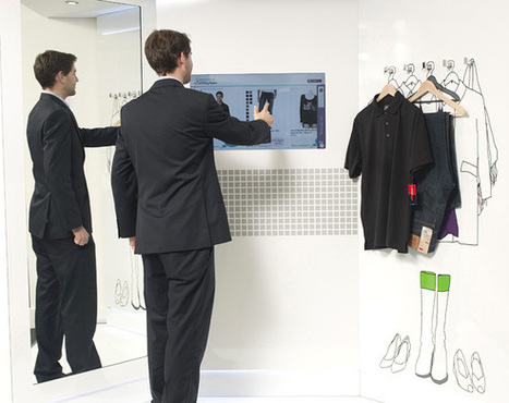 Is The Connected Fitting Room The Future Of Retail? | Digital Marketing | Scoop.it