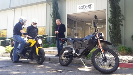 ZERO motorcycles: the sound of silence | pepijn vloemans | Electric Motorcycle | Scoop.it