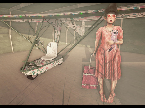 #225 A Little Vacation | 亗 Second Life Freebies Addiction & More 亗 | Scoop.it