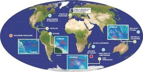La France s'agrandit   Ressources minérales sous-marines   Scoop.it