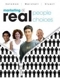 Test Bank For » Test Bank for Marketing Real People Real Choices, 6th Edition : Solomon Download | Marketing Test Bank | Scoop.it