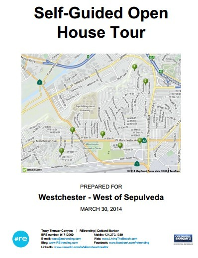 Westchester CA Real Estate Open House Tour (West of Sepulveda Edition) | 90045 Trending | Scoop.it