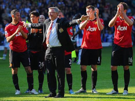 Now Manchester United champions of the money league too | Marcas do Futebol | Scoop.it