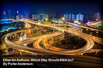 Ether for Authors: Which Way Should B&N Go From Here? : Publishing Perspectives | Ebook and Publishing | Scoop.it
