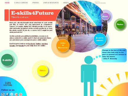 E-skills4Future | cyber citizens | Scoop.it
