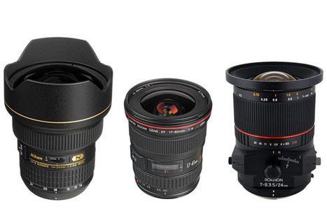 Landscape Photography Wide Angle DSLR Lenses - The Complete Guide | Everything Photographic | Scoop.it