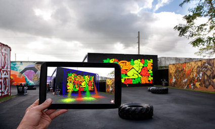 re-dessiner les rues en réalité augmentée | QRdressCode | Scoop.it