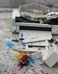 Chance to Destroy Your Printer   Printing Technology News   Scoop.it