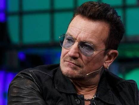 Bono From U2 Might Never Play Guitar Again After Bicycle Crash | Bicycle Safety and Accident Claims in CA | Scoop.it
