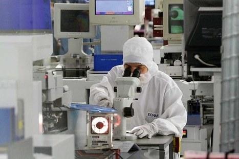 Rhône-Alpes: à Grenoble, la microélectronique enraye la fuite des transistors | Economie à Grenoble-Isère | Scoop.it